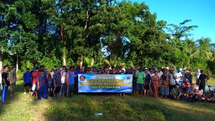 BULAN BHAKTI GOTONG ROYONG MASYARAKAT TAHUN 2019